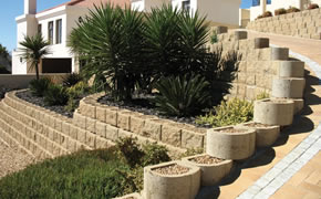 Retaining Walls Deranco