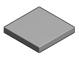 Square Paving Slab